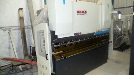 NC 80 T / 2500 mm