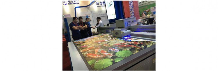 U.V Digital Flatbed Printing Machine