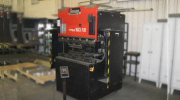 AMADA -CNC PRESS BRAKE-ITPS-5012 (1989)