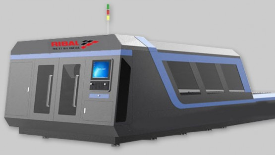 CNC Laser cutting machine1